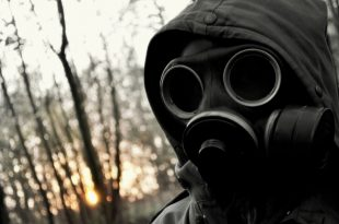 Pueblo County High School Locked Down Due to Student Gas Mask, Trench Coat Prank