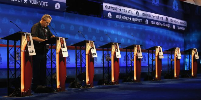 #GOPDebate: Look Out for These Differences on Economic Issues