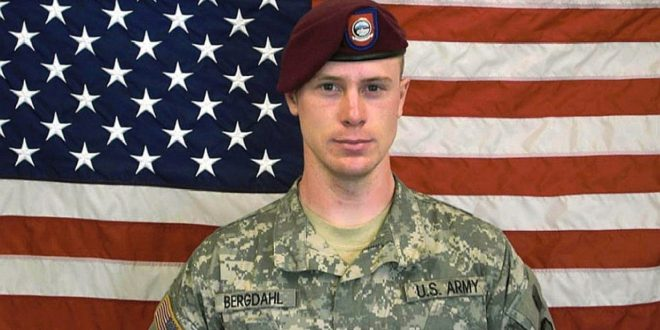 Army Officers Recommendation for Bowe Bergdahl Charged with Desertion Kept Secret