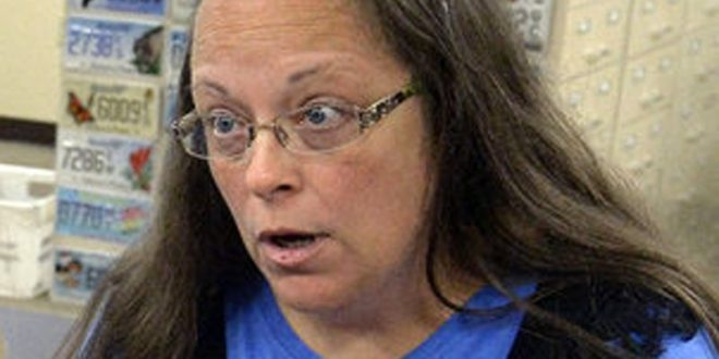 "Westboro Baptist Church will Protest Kim Davis for Being a ""Fake Christian"" and ""Self-Righteous Hypocrite"""
