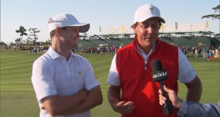 Phil Mickelson Penalized Hole with Bizarre Rule for Playing Wrong Ball