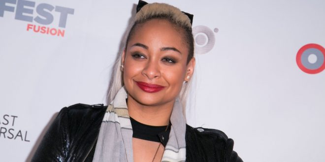 Raven-Symone Accused Of Racism And Making Fun Of Black Name Stereotypes
