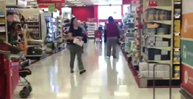 VIDEO Sexually Explicit Audio Play Over Target Store Intercom in California