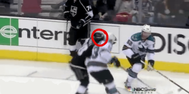 VIDEO San Jose Sharks' Raffi Torres Suspended for 41 Games for Illegal Vicious Hit