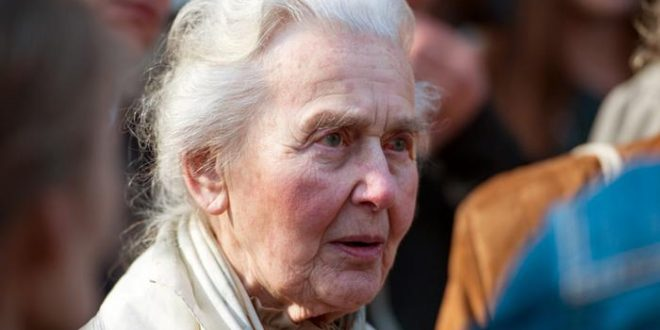 German Court Sentences 87-Year-Old 'Nazi Grandma' Who Denies Holocaust to 10 Months in Jail