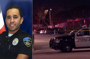 Downey, California: 3 Arrested in Fatal Shooting of Officer Found Dead in Cruiser