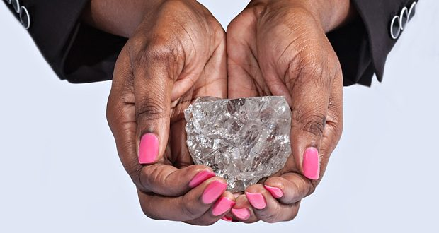 Canadian Mining Company in Botswana Finds World's 2nd Largest Diamond