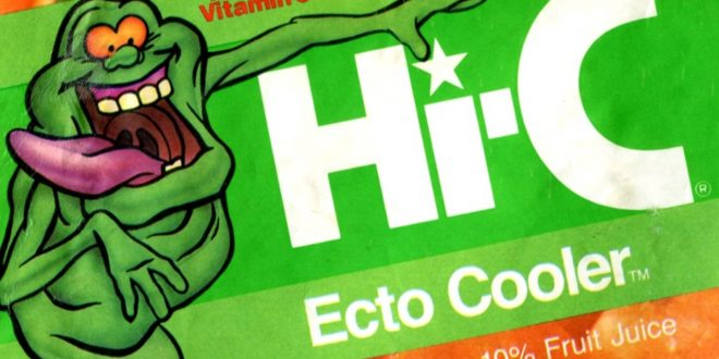 "Hi-C: Ecto Cooler Rumored to Return For New ""Ghostbusters' Film"