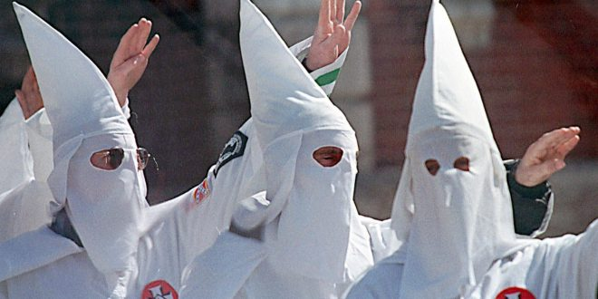 Hacktivist Group Anonymous Publishes Names of Alleged Ku Klux Klan Members