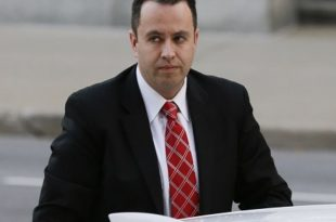 Jared Fogle Sentenced to 15+ Years in Prison in Child Sex Crimes