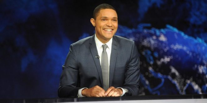 Trevor Noah Criticizes Iowa GOP for Denying Credentials to 'The Daily Show'