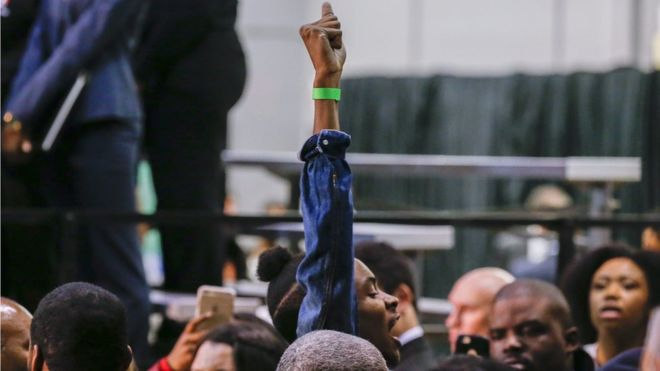 Black Lives Matters protesters have disrupted many 2016 campaign events