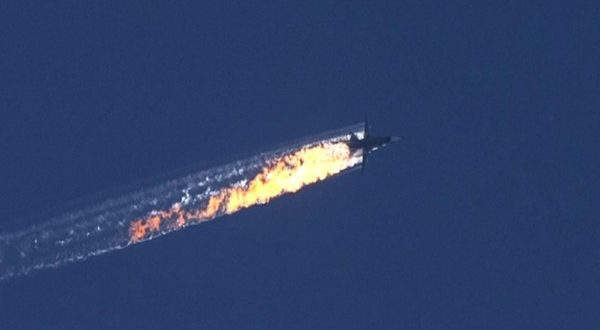 Turkey Says it Shot Down Russian Fighter Jet That Entered Its Airspace From Syria