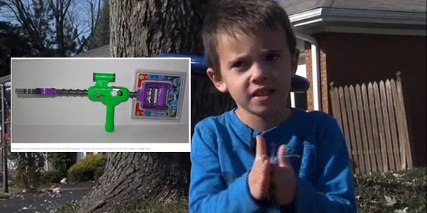 TSA Took Away a 5-Year-Old's Buzz Lightyear Toy Because it looked 'Too Much Like a Gun'