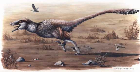 Archeologists Discover Fossilized Remains of Dakotaraptor in South Dakota
