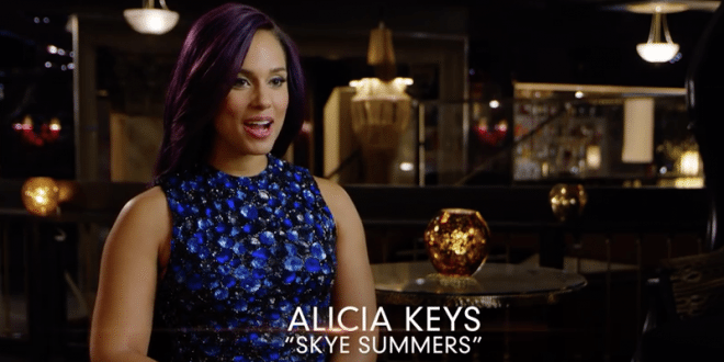 Alicia Keys Guest Stars as Skye Summers on Fox's 'Empire'