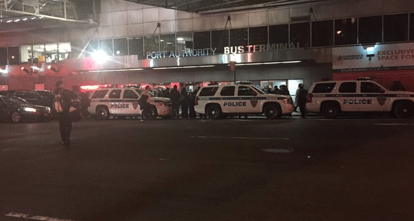 New York's Port Authority Bus Terminal Reopens After 'Suspicious Package' Scare