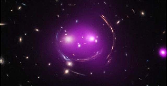 The Cheshire Cat Group of Galaxies Found By NASA