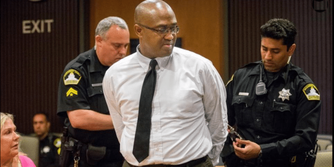 Former Police Officer Sentenced to Life in Prison for Rape of 75-Year-Old Stroke Victim