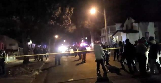 Five People Were Shot Near Black Lives Matter Protest Site in North Minneapolis