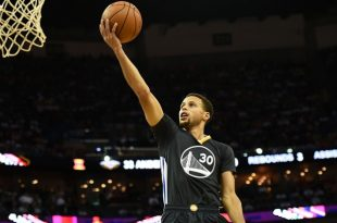 Stephen Curry Named Western Conference Player of the Week