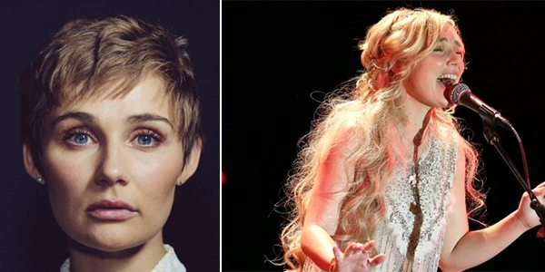 Clare Bowen Says She Cut Off Her Hair to Encourage Others to Look Past Appearances