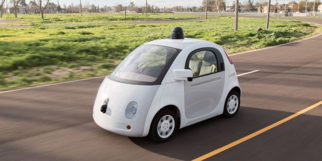 Google Self-Driving Car Gets Pulled Over For Going Too Slow