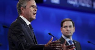 Jeb Bush Claims He Didn't See Campaign Memo Regarding Rubio Until After It Was Leaked