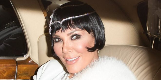 Kris Jenner Celebrates 60th Birthday with 'Great Gatsby' Themed Party