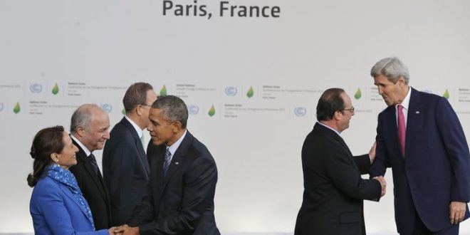 United Nations Climate Negotiations Begin in Paris, Obama Warns Against 'Cynicism'