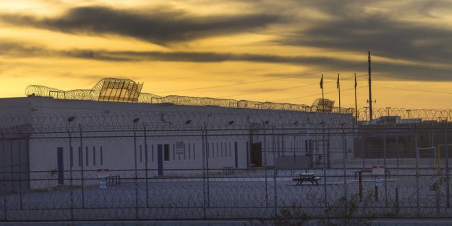 Hundreds Participate in Hunger Strike at Immigration Detention Center in Adelanto, California
