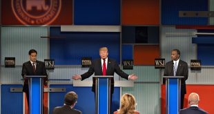Foreign Policy Clashes At GOP Debate On Economy