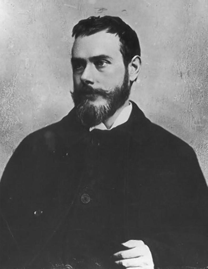 """English poet Francis Thompson (1859 - 1907) wrote """"The Hound of Heaven"""" and other works. A researcher claims he's behind the legendary Jack the Ripper murders."""