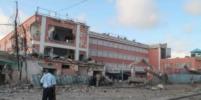 Mogadishu, Somalia: At Least 15 People Killed After Gunmen Siege Hotel With Bombs, Guns