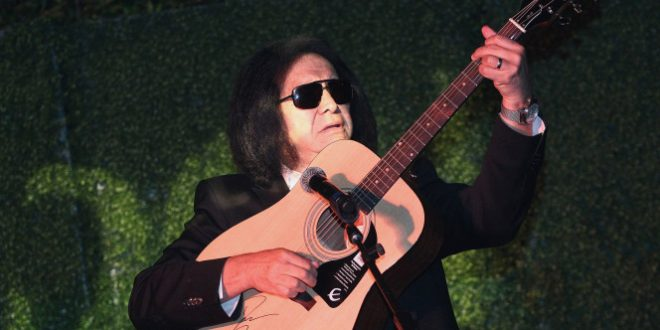 Cops Shut Down Private Gene Simmons Performance