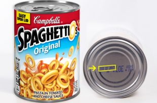 Recall After 'Choking Hazard' Found in SpaghettiOs Cans