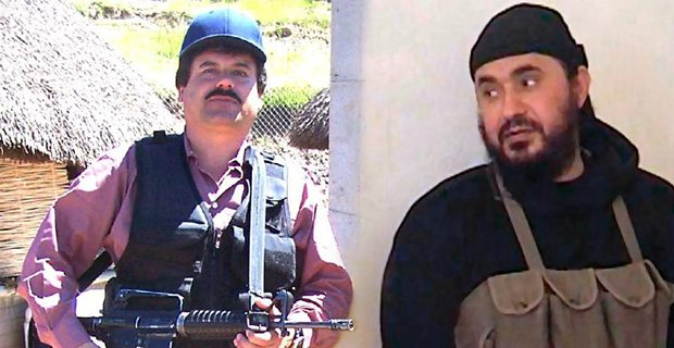 Mexican Cartel Boss 'El Chapo' Threatens ISIS OverDrug Trade