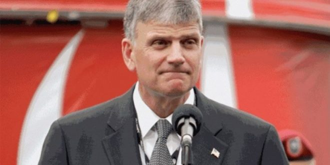 Top Evangelist Franklin Graham Quits Republican Party Over Planned Parenthood Funding