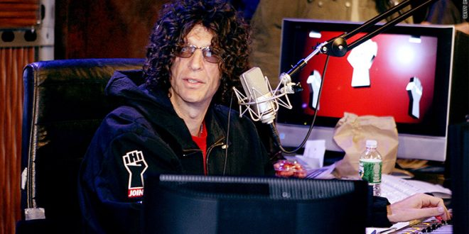 Howard Stern Signs 5-Year Deal with SiriusXM, Plans Streaming Video App