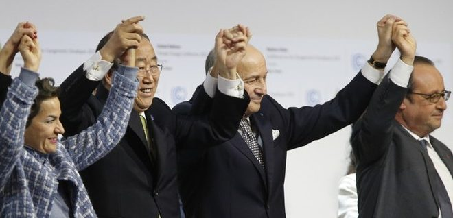 196 Countries Approve Historic Climate Agreement
