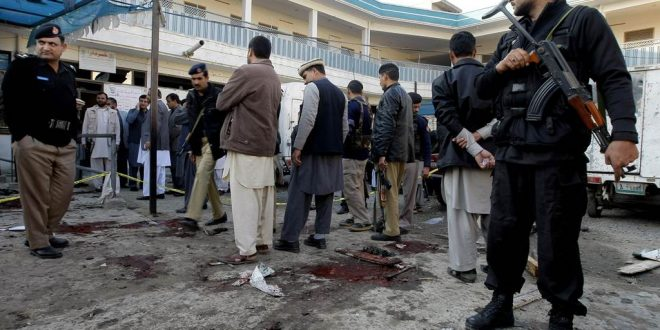 Suicide Bomber Kills At Least 26, Wounds 45 In Peshawar, Pakistan