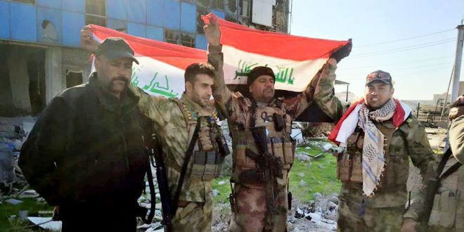 Ramadi, Iraq 'Fully Liberated' From Islamic State Group