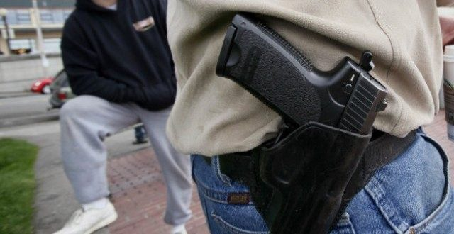 Texas Open Carry: Handgun Law Takes Effect in State on Jan. 1