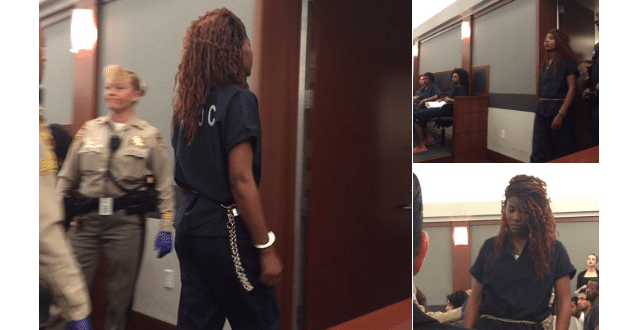 Driver Accused in Deadly Las Vegas Crash, Lakeisha Holloway, Makes 1st Court Appearance