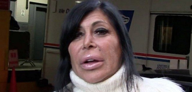 'Mob Wives' Star Big Ang Cancer Is Back