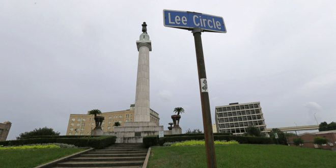 New Orleans City Council: Mayor Signs Law to Remove Confederate Monuments