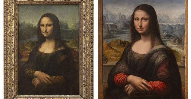 Actual Portrait of Mona Lisa Found Hidden Underneath Masterpiece