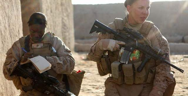 Pentagon Opens All Frontline Combat Jobs to Women