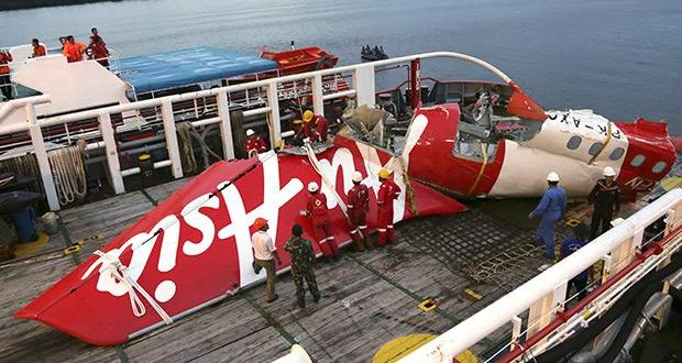 VIDEO AirAsia Crash Caused by Rudder Fault and Pilot Response