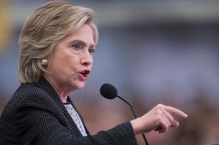 Hillary Clinton Continues Push for Gun Control After San Bernardino Shootings